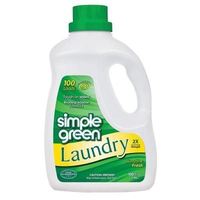 Simple Green Laundry Detergent Di 2020