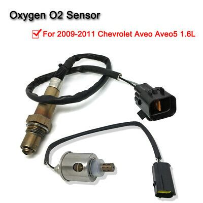 Sponsored Ebay 234 4298 2 Pcs Complete Air Fuel Ratio Sensor For