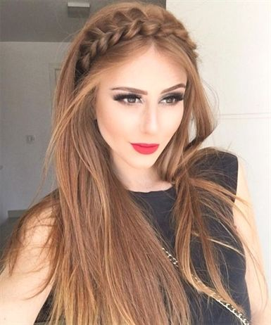 Flawless Lipstick Painless Hair Remover Coiled Hair Ties Places That Do Hair And Makeup For Weddings Yel Straight Prom Hair Half Up Hair Long Hair Styles