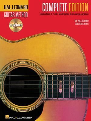 Pdf Download Hal Leonard Guitar Method Complete Edition Full Ebook By Will Schmid Guitar Practice Hal Leonard Guitar