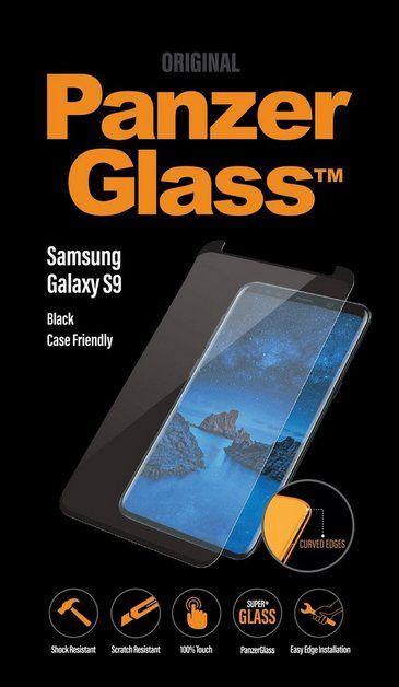 Schutzglas Case Friendly Fur Samsung Galaxy S9 Samsung Glas Und Panzer
