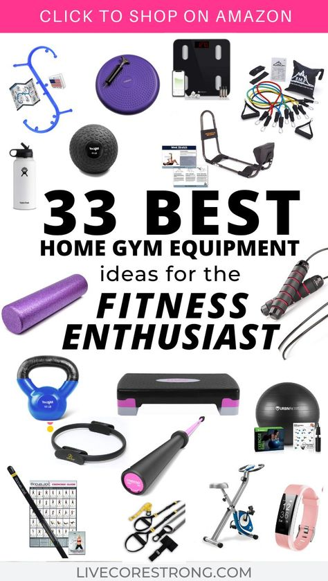Advanced Home Gym Equipment for the Fitness Enthusiast - Live Core Strong,You're not looking for beginner workout equipment anymore but instead you are looking for some new, innovative home gym equipment ideas. This list of . Bosu Ball, Best At Home Workout, Mommy Workout, Workout Women, Best Home Gym Equipment, No Equipment Workout, Workout Gear, Workout List, Training Equipment