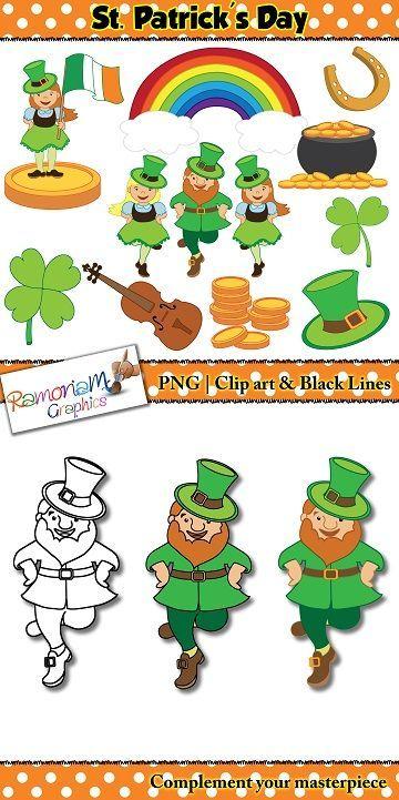 St Patrick S Day Clip Art Kids Approved St Patricks Day Clipart Art For Kids Clip Art
