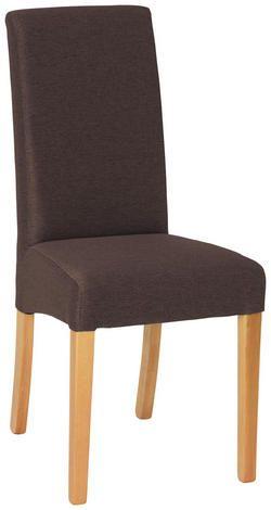 Stuhl Webstoff Braun Stuhle Rustikale Holzmobel Und Stoffe