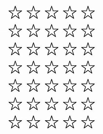 Image Result For American Flag 50 Stars Template Star