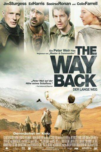 Ver The Way Back 2010 Pelicula Completa Online En Español Latino Subtitulado Full Movies Online Free The Way Back Movies
