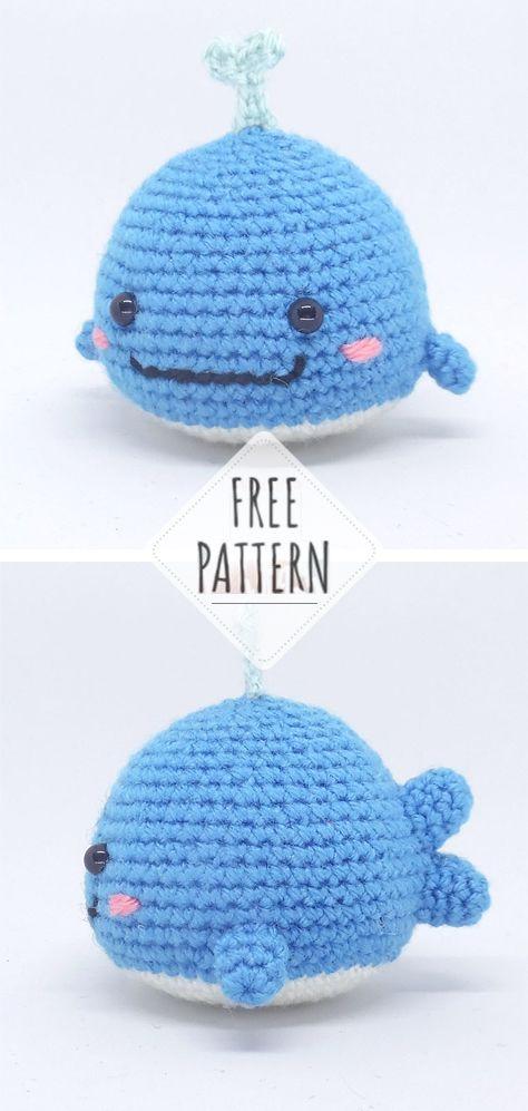 Whale Amigurumi Loops & Love Crochet | 997x474