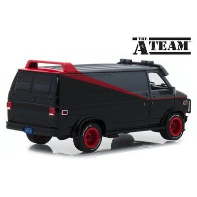 1983 Gmc Vandura The A Team 1983 1987 Tv Series 1 24 Diecast