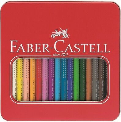 Ebay Sponsored Faber Castell Coloured Pencil Jumbo Grip Metal