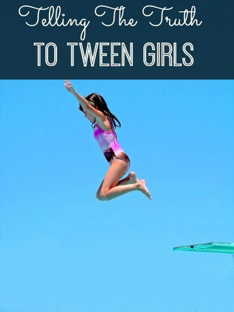 How much truth do you tell tween girls about puberty, sex and more? It's a tricky balance.