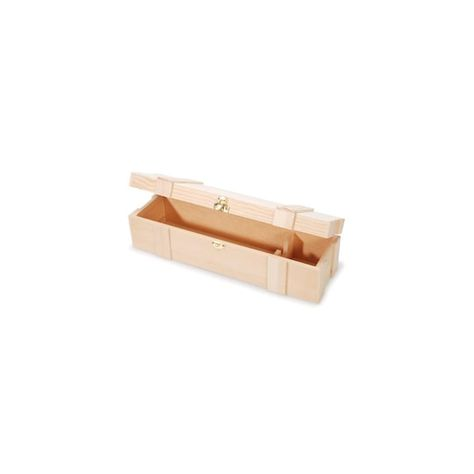 Unfinished Wood Wine Box With Images Wooden Wine Boxes