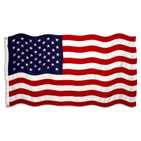 American Flag 3ft x 5ft Sewn Polyester #oldglory