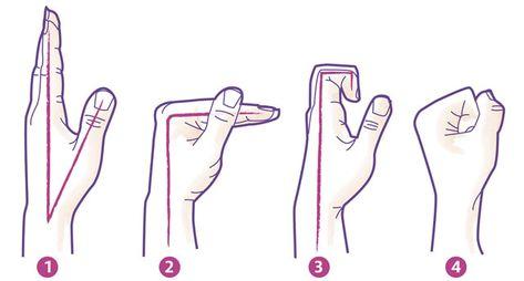 SR 09/17 AUA! Im Finger zwickts! Fingerarthrose Glas aufschrauben Infografik, Illustration, Hand, Arthrose, Tipp, Übung, Finger, Gelenk, Schmerz, schrauben, Gymnastik, Vorbeugung, Beweglichkeit, halten, schreiben