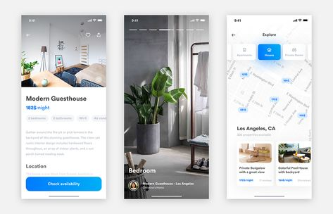 15 beautiful and clean ui design examples on behance | apps ui.