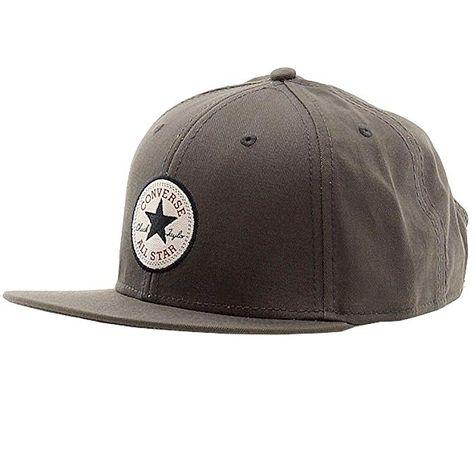e29e6756bab11 Converse Mens Chuck Taylor All Star Patch Snapback Flat Brim Hat Review