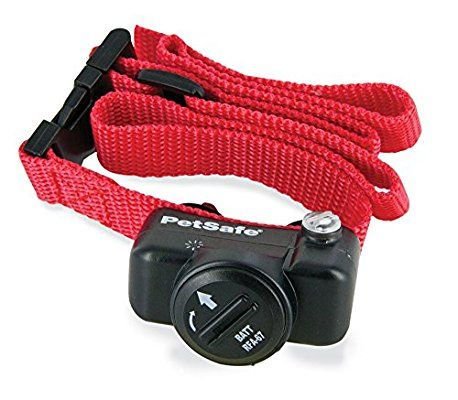 Amazon Com Petsafe Deluxe Ultralight Receiver Collar For Dogs