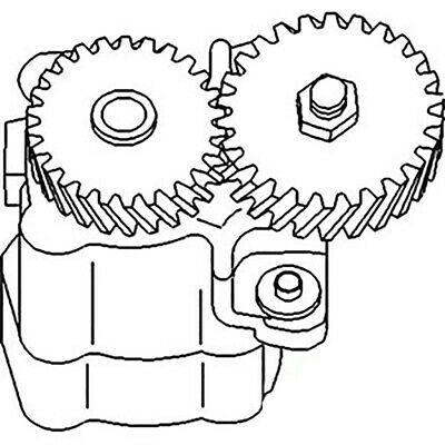 Sponsored Ebay D8nn6600aj Oil Pump Fits Ford Bsd666 T Tdi Tw10 Tw15 Tw20 Tw25 Tw30 Tw35 New Holland Tractor Pumps Ford News