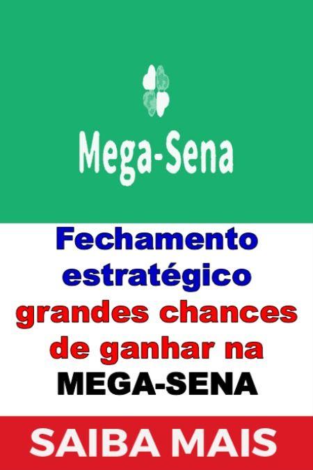 Fechamento De 15 E 20 Dezenas Na Mega Sena Visando Os 5 Acertos Mega Sena Sena Motivacao Para Vida