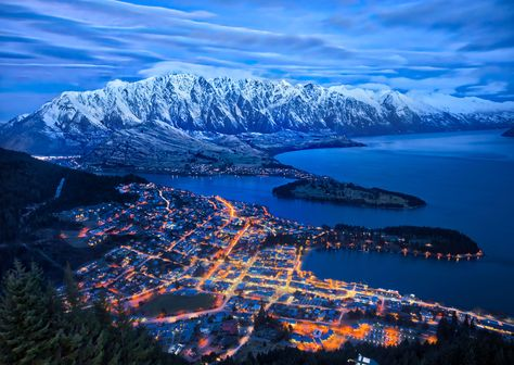 New Zealand is in Level 4 Lockdown now... meaning self-isolation for 4 weeks. For INTJs like me, this is a dream come true plus, they say it will save 10,000+ lives! I'll be here alone in my cabin in the mountains like the Unabomber reading books in front of the fireplace, writing, doing yoga  meditation, working on photos, and playing video games. #TreyRatcliff #Queenstown #NewZealand