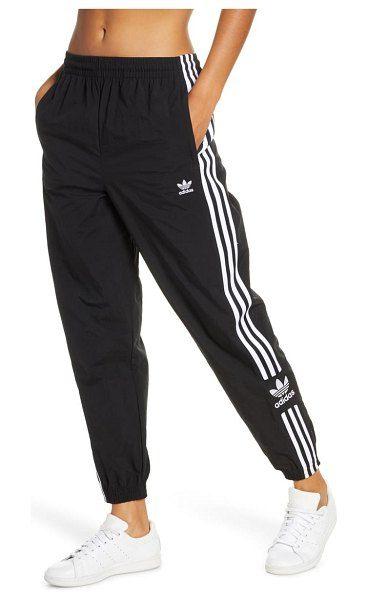 Adidas Originals Adicolor Lock Up Woven Track Pants Track Pants Outfit Adidas Outfit Fashion Pants