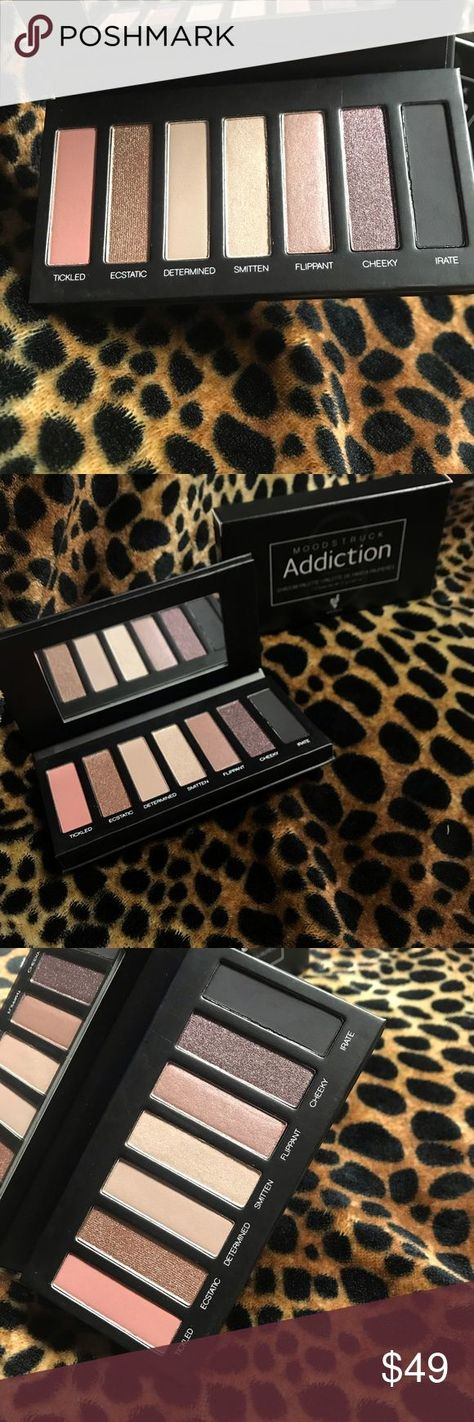 FREE LIPGLOSS! Younique eyeshadow palette #3 New #3 Younique eyeshadow pallet.  #design #model #dress #shoes #heels #styles #outfit #purse #jewelry #shopping #glam #love #amazing #style #swag