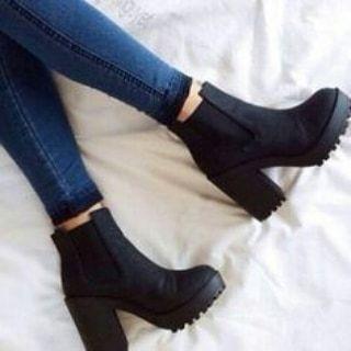 nueva precios más bajos diseño elegante venta online botines de moda 2018 mujer | Z A P A T O S en 2019 | Zapatos ...