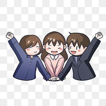 ثلاثة أشخاص شخصيات الرسوم المتحركة المصافحة اليد ثلاث اشخاص شخصيات كرتونية مصافحة Png وملف Psd للتحميل مجانا Cheer Team Character Vault Boy