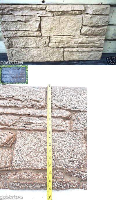 Slip Casting Molds and Kits 83898: Plastic Rock Facing Sheet
