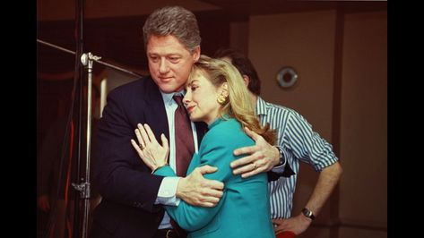 The surprising secret to Bill and Hillary Clinton's marriage