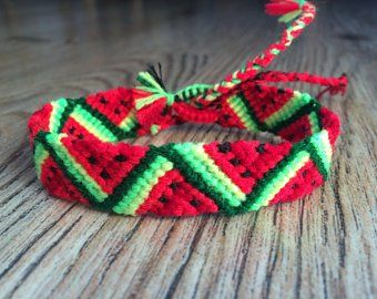 Friendship Bracelet woven Native Beach.Braided bracelet.Surfer Gift.Summer.Friend.Jewelry.Aztec.Girlfriend Men.Guy.Rainbow.Pattern.Colorful.