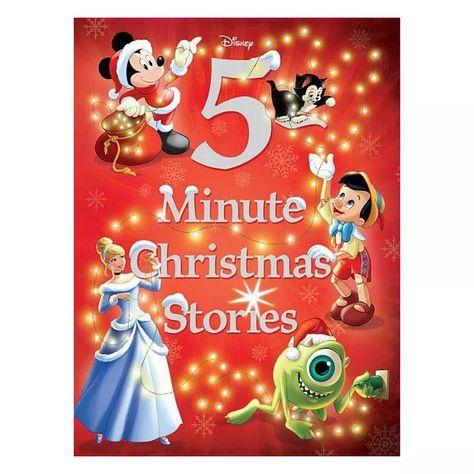 Disney 5 Minute Christmas Stories By Disney Book Group Hardcover A Christmas Story Christmas Stories Online Disney Books