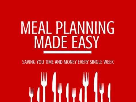 Meal Planning | The Diary of a Frugal Family