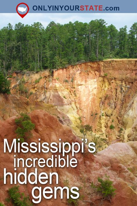 8 Hidden Gems In Mississippi That Are Worthy Of A Visit
