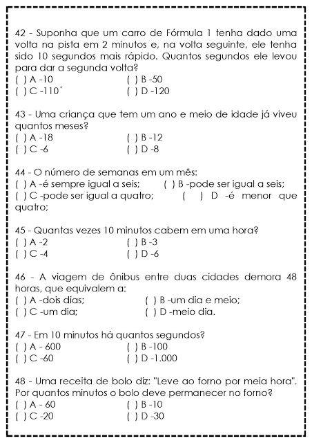 Pin Em Atividades De Matematica Para 5º Ano Reforco