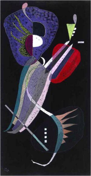 kandinsky,1938                                                                                                                                                      Plus