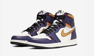 air jordan 1 alte sneakers