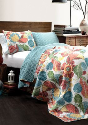 Westpoint Home Full//Queen Comforter Set Pink Ruffle 3 piece with shams NWT