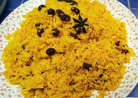 Resep Nasi Samin Nasi Arab Oleh Gadis Chan Resep Makanan Makanan Dan Minuman Resep