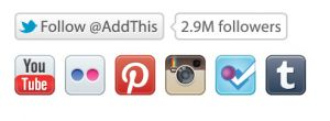 Are Those Little Sharing Buttons the Future of Online Advertising?