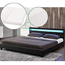 72 Erstaunlich Bett Mit Lattenrost Und Matratze 180x200