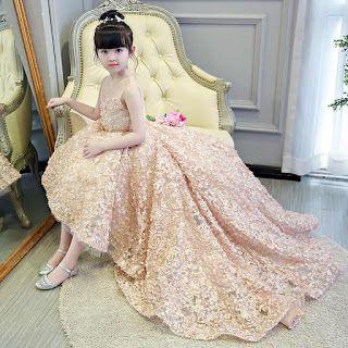 فساتين سواريه اطفال تفصيلات فساتين سواريه بناتي جديدة 2021 Girls Pageant Dresses Kids Girls Smocked Dresses Girls Pageant Dresses