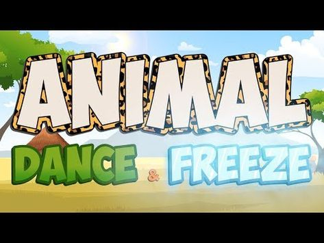 Join Jack Hartmann in this animal freeze dance song. Great for listening comprehension skills, listen carefully to when Jack says to freeze. Movement Songs For Preschool, Preschool Music, Movement Activities, Animal Activities, Music Activities, Kindergarten Music, Silly Songs, Kids Songs, Jack Hartmann