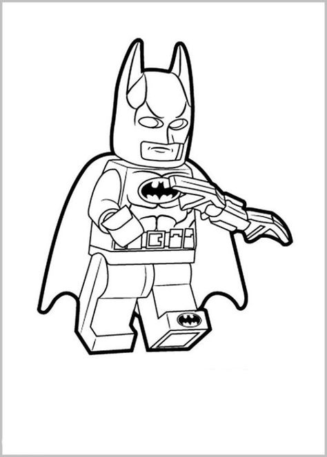 Pin By Melinda Smith On Lego Coloring Pages In 2020 Batman Coloring Pages Superhero Coloring Pages Lego Coloring Pages