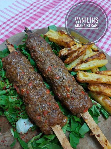 Kebab Kebabrecipes Kebap Turkish Meat Adana Potatoes