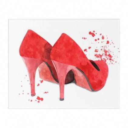 Fashion Design And Luxury Management Handbags Glamour Fashion Shoe Poster Pink Posters