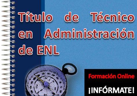Título de Técnico en Administración de Entidades No Lucrativas
