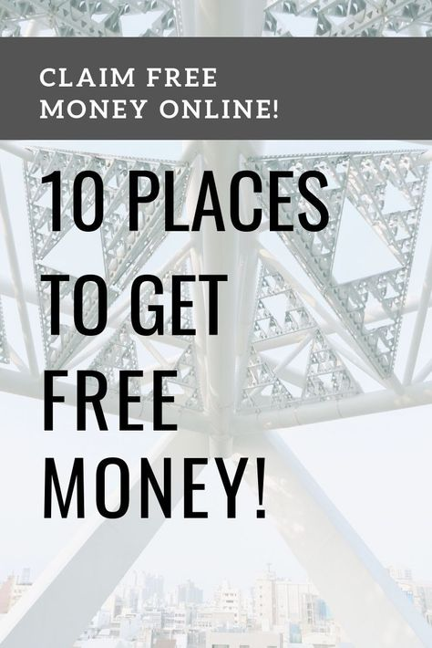 23 Ways How To Get Free Money Now Online (As fast as today!)
