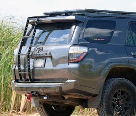 Blackout 4runner Front Bumper Valance Step By Step Install Process Toyota 4runner 4runner Overland 4runner