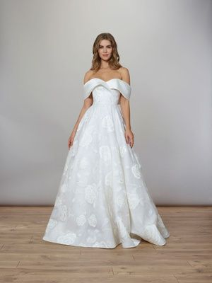 Liancarlo Spring 2020 Bridal Collection Wedding Dress Off Shoulder Silk Organza Bridal Gown Ro Best Wedding Dresses Wedding Dress Couture Classic Wedding Gowns