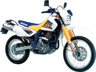 1996 Suzuki Dr650se Motos Personalizadas Motos Dr 650
